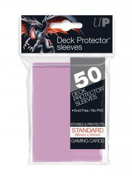 Card Sleeves Ultra Pro - 50 Deck Protector Sleeves Pink