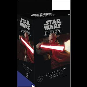 Star Wars Legion - Separatist - Count Dooku Commander Expansion