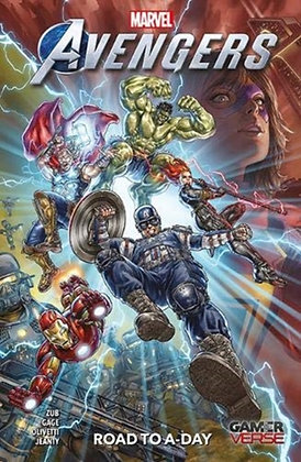 Avengers Road to A Day