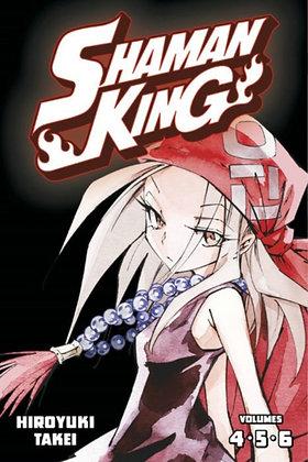 Shaman King Omnibus 2 - Vols 4-6