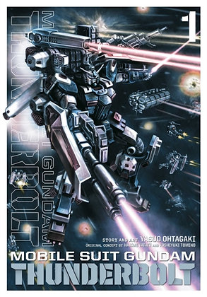 Mobile Suit Gundam Thunderbolt Vol 01