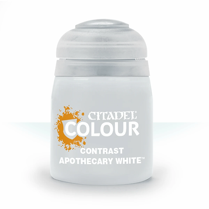 Contrast - Apothecary White 18ml