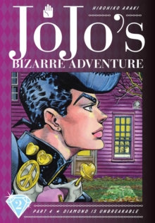 JoJo's Bizarre Adventure: Part 4 Diamond Is Unbreakable, Vol. 02
