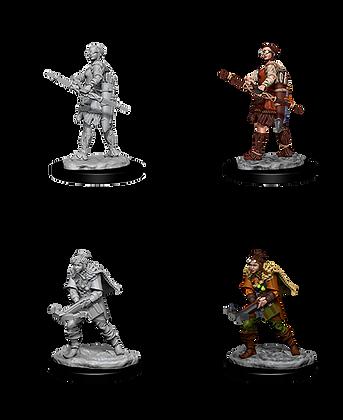 Human Ranger ( Female ) - D&D Nolzurs Marvelous Miniatures