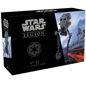 Star Wars Legion - Empire - AT-ST Unit Expansion