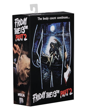 Jason Voorhees - Friday the 13th part 2 - Neca Figure