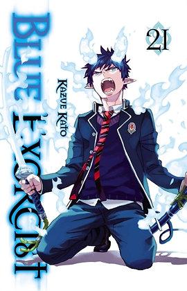Blue Exorcist Vol 21