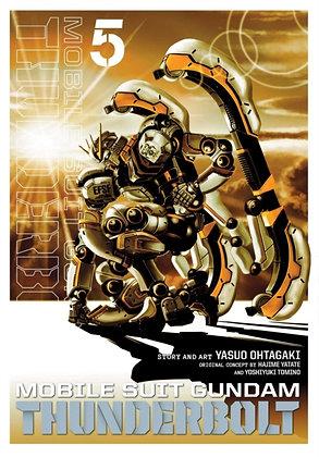 Mobile Suit Gundam Thunderbolt Vol 05