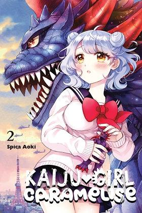 Kaiju Girl Caramelise Vol 02