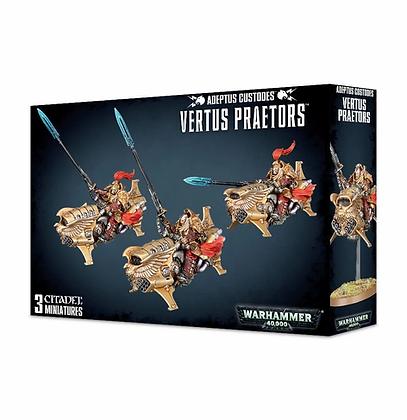 Adeptus Custodes - Vertus Praetors