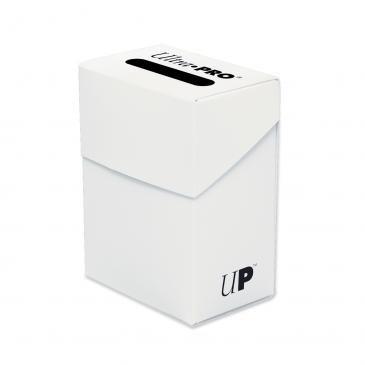 Deck Box Ultra Pro - White