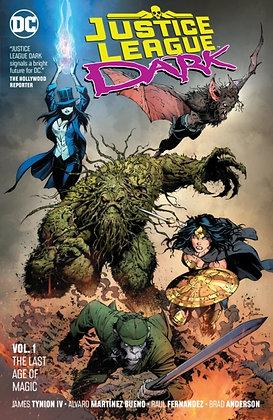 Justice League Dark (Rebirth) Vol 1 - The Last Age of Magic
