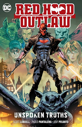 Red Hood (Rebirth) Outlaw Volume 4