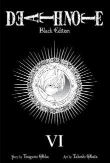 Death Note Black Edition, Vol 6