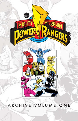Power Rangers,  Mighty Morphin. Archive Vol 1