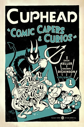 Cuphead - Comic Capers and Curios