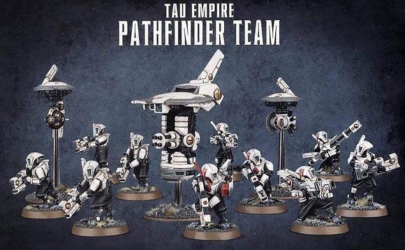T'au - Pathfinder team - Tau