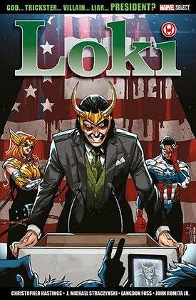Loki - Vote Loki