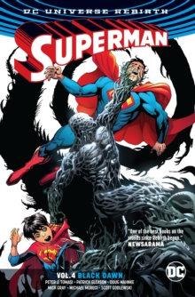 Superman (Rebirth) Vol 4 Black Dawn
