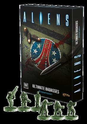 Aliens: Ultimate Badasses Expansion