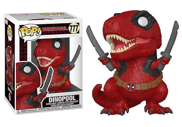 Funko Pop Deadpool - Dinopool