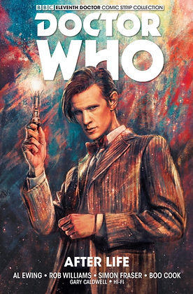 Doctor Who 11th Doctor Vol 1 - After Life