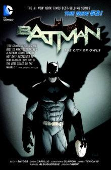Batman (New 52) Vol 2 The City Of Owls