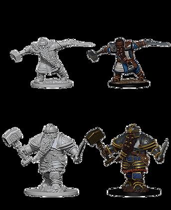 Dwarf Fighter ( Male ) - D&D Nolzurs Marvelous Miniatures