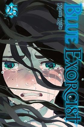 Blue Exorcist Vol 25