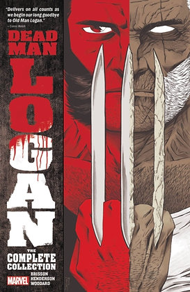 Dead Man Logan - The Complete Collection