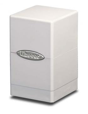 Deck Box Ultra Pro - Satin Tower White