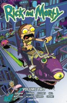 Rick and Morty Vol 02