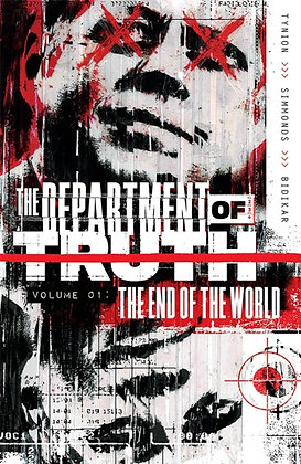 Department of Truth Vol 1 : The End Of The World