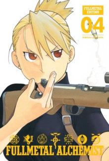 Fullmetal Alchemist : Fullmetal Edition Vol 04