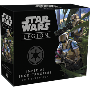 Star Wars Legion - Empire - Imperial Shoretroopers Unit Expansion