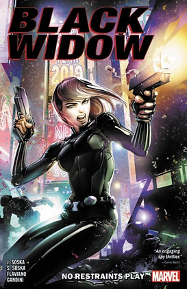Black Widow No Restraints Play