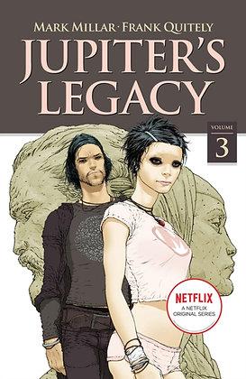 Jupiter's Legacy Volume 3