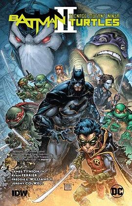 Batman Teenage Mutant Ninja Turtles 2