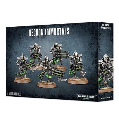 Necrons - Necron Immortals