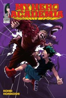 My Hero Academia Vol 09