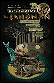 Sandman, The. Volume 03 Dream Country 30th Anniversary Edition