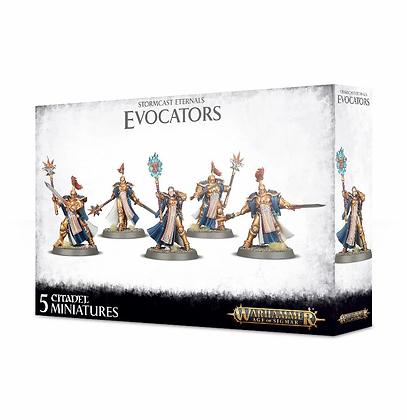 Age of Sigmar - Stormcast Eternals - Evocators