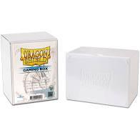 Deck Box Dragon Shield - StrongBox White