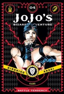 JoJo's Bizarre Adventure: Part 2 Battle Tendency, Vol. 4