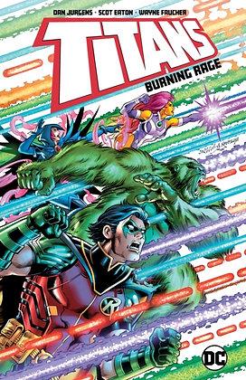 Titans : Burning Rage