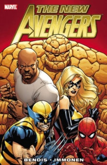Avengers , New By Brian Michael Bendis Vol 1