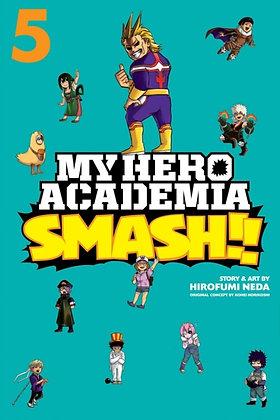 My hero academia Smash vol. 5
