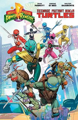Power Rangers, Mighty Morphin Teenage Mutant Ninja Turtles