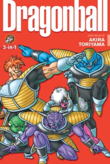 Dragon Ball (3-in-1 Edition), Vol. 08 : Includes Volumes 22, 23 & 24