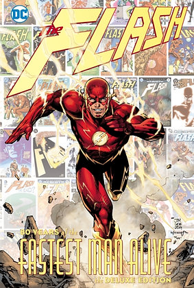 Flash, The. 80 years of the Fastest Man Alive - The Deluxe Edition